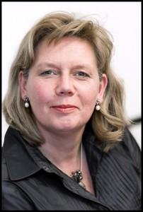 AMSTERDAM - Portret Carla Uppelschoten. FOTO SANDER KONING