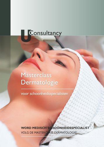 Masterclass Dermatologie voor schoonheidsspecialisten
