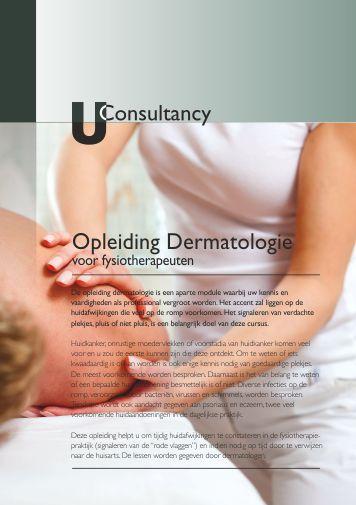 Opleiding Dermatologie voor fysiotherapeuten