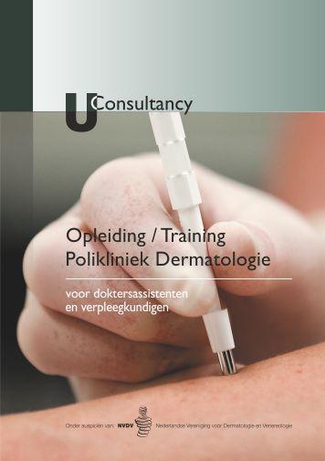 Opleiding / Training Polikliniek Dermatologie voor doktersassistenten en verpleegkundigen