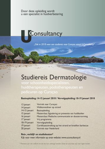 Studiereis dermatologie Curaçao 2018
