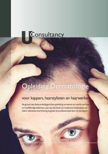 Opleiding Dermatologie voor kappers, haarstylisten en haarwerkers