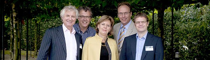 NIJKERK - Congres Dermasalon 2012 in Hart van Holland. FOTO SANDER KONING